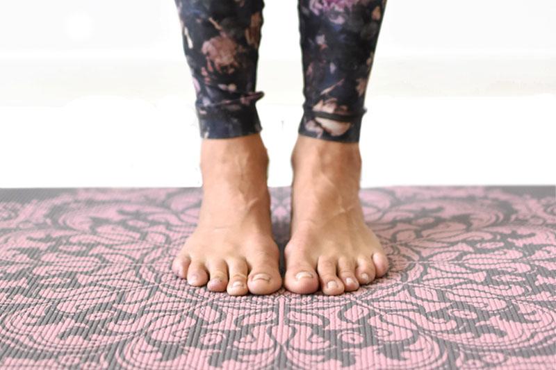 mandala yogamat