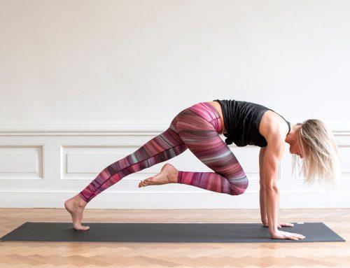 Welke yogamat past bij mij?