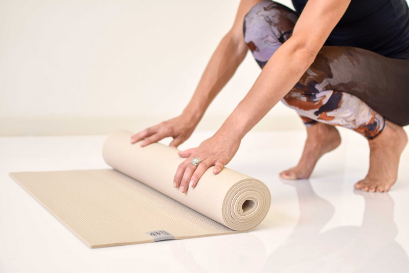yogamatje van Yogashop