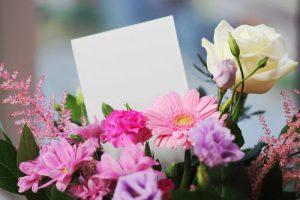 bloem cadeau