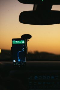 Telefoonhouder cadeau geslaagd rijbewijs